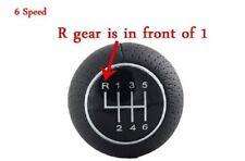 Pomello leva cambio manuale sostitutivo 6 marce per AUDI A3 A4 car manopola auto