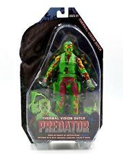 NECA - Predators Series 11 - Thermal Vision Dutch Action Figure