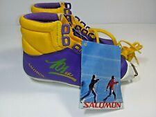 New listing Salomon Kids Sr101 Sns Ski Boots Size 32 Eu And 13 Lil Kids Us New No Box