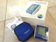 GERATHERM ACTIVE CONTROL wrist cuff digital blood pressure monitor brand new