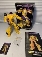 Fans Toys Smokey - FT31D Masterpiece 3rd-Party Transformer Robot (Dragstrip)