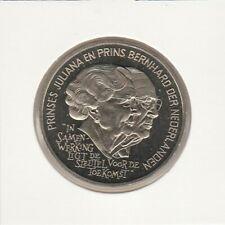 Nederland 2 1/2 ECU 1994 - Koningin Juliana en Prins Bernhard (e034)