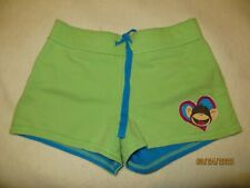 LIMITED TOO GIRLS SHORTS SZ 8,GREEN