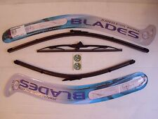 LAND ROVER FREELANDER 2 FRONT & REAR WINDSCREEN WIPER BLADES - SET OF 3 WIPERS