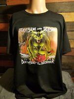 Flotsam And Jetsam Doomsday For The Deceiver Music SHIRT