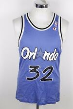 CHAMPION NBA ORLANDO MAGIC M O'NEAL vintage canotta basket t-shirt jersey A2270