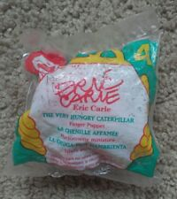 1996 The Very Hungry Caterpillar by Eric Carle McDonalds Happy Meal Toy #4 RARE
