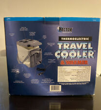 VECTOR Thermoelectric Travel Cooler and Warmer - 12v - 1.3 Gallon / 5 LIter