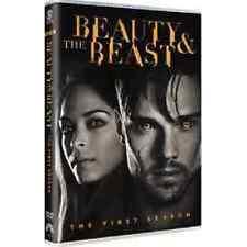 Dvd BEAUTY AND THE BEAST - Stagione 01 (Box 6 Dischi) Contenuti Speciali ..NUOVO