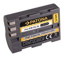 Akku für Nikon ENEL3e EN-EL3e EN-EL3a D200 D300 D300s D700