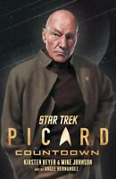 Star Trek: Picard : Countdown, Paperback by Beyer, Kirsten; Johnson, Mike; He...