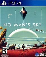 No Man's Sky PS4 Playstation 4 Brand New Sealed