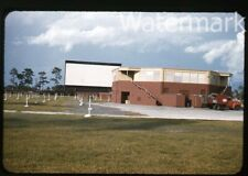 1950s red border kodachrome Photo slide  Drive in movie Theater