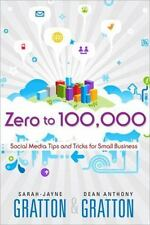 Que Biz-Tech: Zero to 100,000 : Social Media Tips and Tricks for Small...