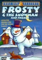 Frosty the Snowman and Friends (2001) DVD New Sealed