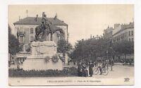 chalon-sur-saone  place de la république