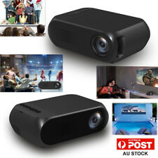 YG320 1080P HD LED Projector Mini 3D Home Cinema Theater HDMI USB VGA AV