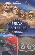 Lonely Planet USA's Best Trips by Sara Benson (2014, Paperback, Revised)