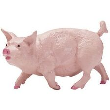Fat Pig - Safari Ltd: vinyl miniature toy animal figure
