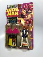 Toy Biz Spider Woman With Psionic Web Hurling Action Figure 1994 Iron Man 46104