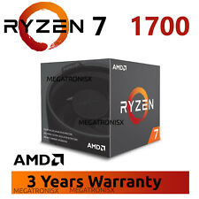 AMD RYZEN 7 SERIES 1700 8 CORE 3.7GHz Turbo AM4 65W Processor ( YD1700BBAEBOX )