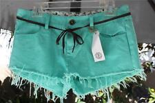 Element Green Lime shorts Womens New with Tags size 27 Cut offs