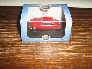 Oxford Diecast - Jaguar Mk 2 en Carmen Rojo - 00 / 1:76