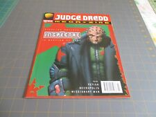 JUDGE DREDD MEGAZINE  ISSUE 27  MARCH 1997