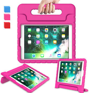 Kids Shockproof Case Cover for iPad Pro Air Mini 3 4 5 Children Tough Heavy Duty