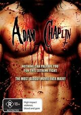 Adam Chaplin - The Most Bloody Movie Ever Made (DVD, 2013) New  Region 4