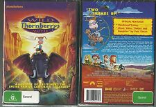 THE WILD THORNBERRYS MOVIE VOICES OF MARISA TOMEI TIM CURRY GREAT NEW DVD