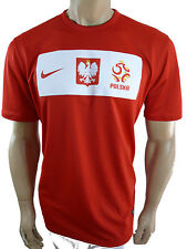 Maillot Football Nike Pologne Polska Authentic Dri Fit 450511 XL