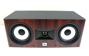 New JBL STAGE A125C Wood 2-way Center Speaker System Home Audio Single Japan