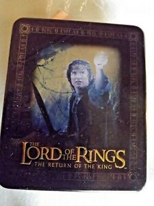 Artbox Lord Of The Rings The Return Of The King Action Flipz Tin