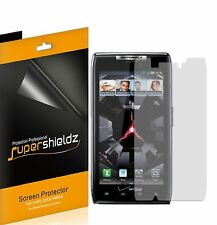 6X Motorola Droid Razr 4G XT912 Clear LCD Screen Protector Cover Guard Shield