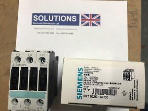 SIEMENS 3RT1025-1AP00 230V 50HZ CONTACTOR 7.5KW