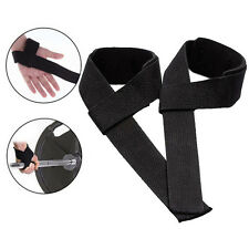 Weight Lifting Wrist Support Strap Wrap Gym Bodybuilding Strength Training-Tool