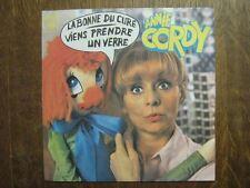ANNIE CORDY 45 TOURS FRANCE LA BONNE (CLAUDE FRANCOIS)