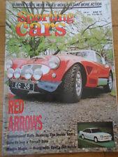 Sporting Cars Jun 1984 Rally Healey, Ferrari Dino, Opel Manta