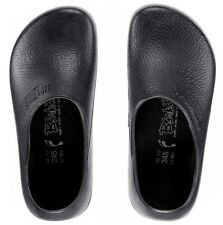 BIRKENSTOCK BIRKIS PROFI Black, Sizes 42 Chef Cook Nurse Clogs Shoes Super Birki
