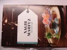 racconti d'autore n.47 Nagib Mahfuz - Karnak Cafè 2016 Sole 24ore