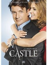 Castle - Castle: The Complete Fifth Season [New DVD] Boxed Set, Dolby, Subtitled