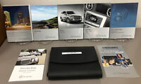 2012 Mercedes Benz M Class ML 350 ML550 ML63 AMG OEM Owner's Manual Set w/Case