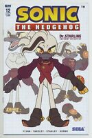 SONIC THE HEDGEHOG #12  IDW comics NM 2019 Ian Flynn Evan Stanley
