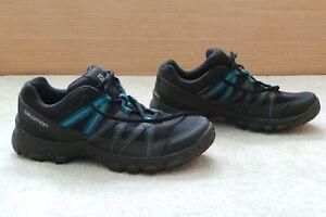 Womens Salomon Walking Hiking Shoes Size 5.5 UK 38 2/3 EU