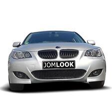 JOM Stoßstange vorne Sport Frontschürze BMW 5er E60 E61 Limo + Touring PDC ABS