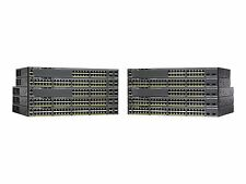Catalyst 2960-x 24 GigE Cisco Ws-c2960x-24ts-l