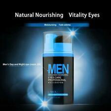 Mens Skin Care Natural Under Eye Cream Removes Dark Bags Wrinkles Circles 2 U0L9