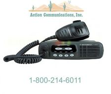 NEW MOTOROLA CDM750, VHF 136-174 MHz, 25 WATT, 4 CHANNEL TWO WAY RADIO