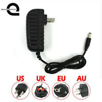1pc AC DC Power Supply Adapter Transformer 12V 2A for  LED Strip